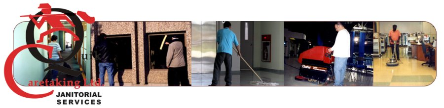 Quik Caretaking – Janitorial Services tech, wordpress, optical illusions and more